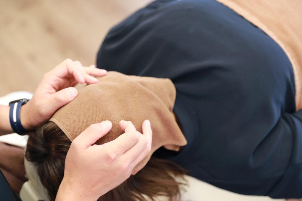 パニック障害、不眠症、頭痛の改善に整膚治療、八尾市たかし整骨院